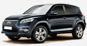 TOYOTA RAV4 4×4 – AUTOMATIQUE