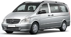 MERCEDES VITO 4×4 – 8 places